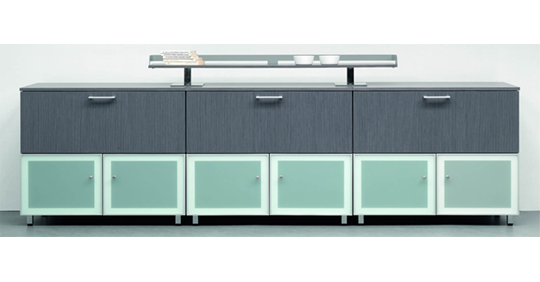 Credenzas Modernas De Madera : Muebles de oficina espaciosd